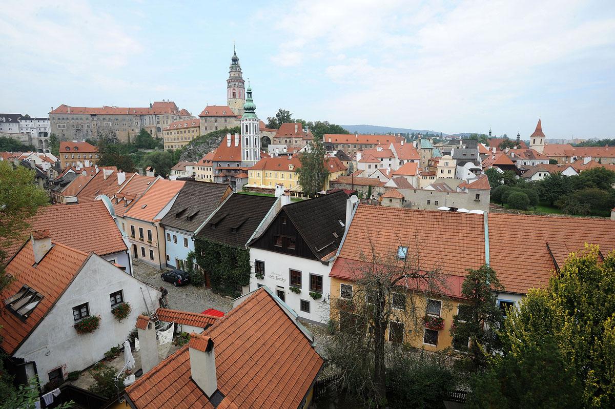 1. Основателем Крумлова считается чешский дворянин Витэк из Прчице. Согласно легенде, он был потомко