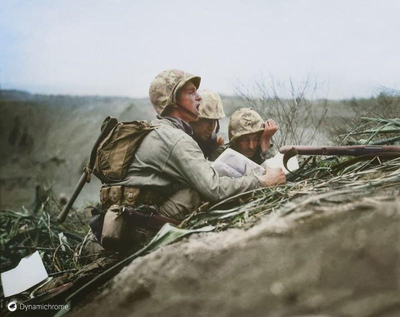 Союзники, 1945 год.