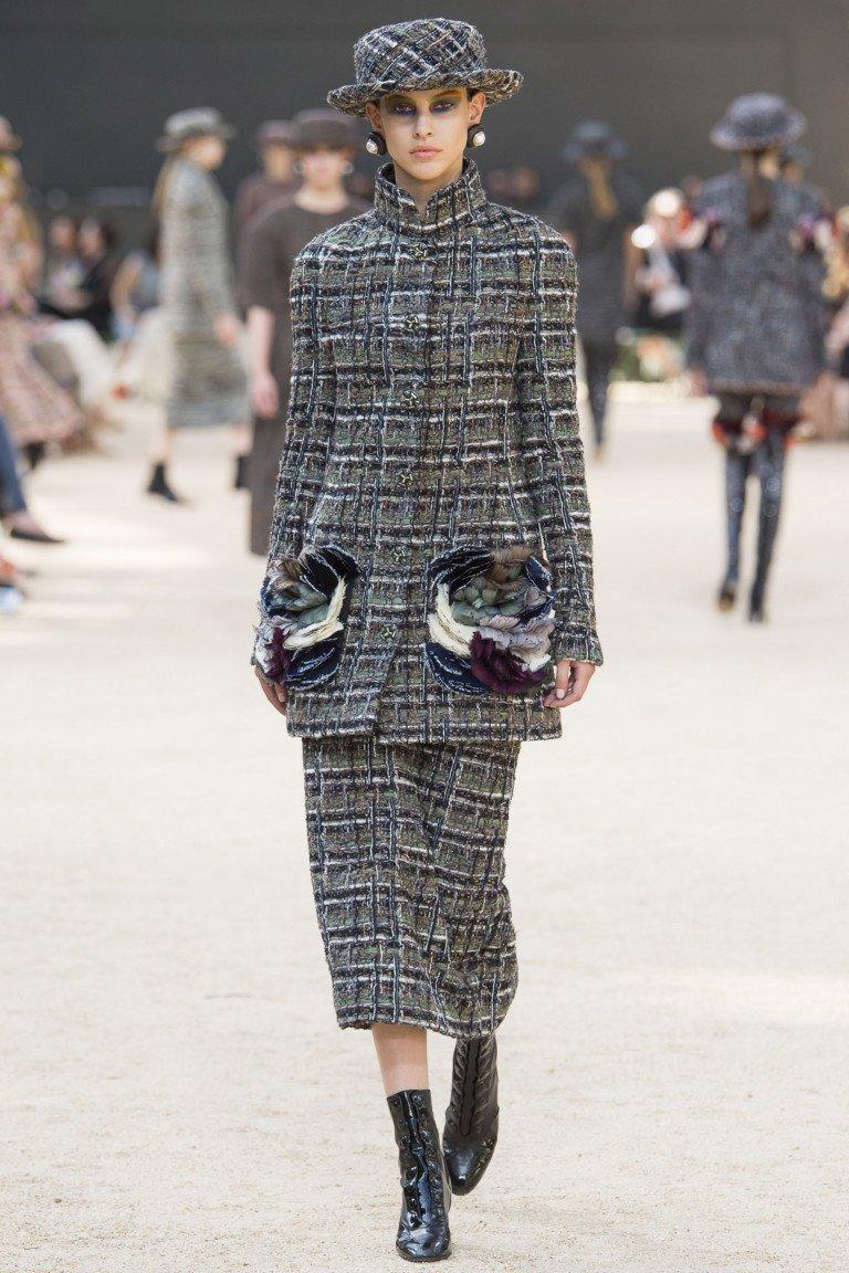 Неделя высокой моды: Chanel