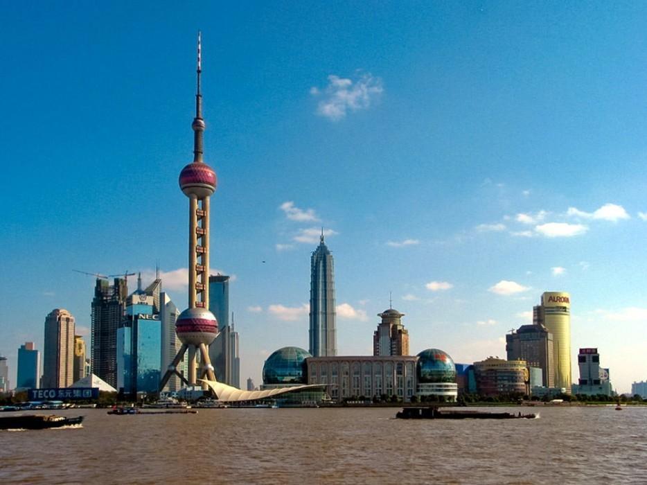 37. Восточная жемчужина Шанхая, Китай