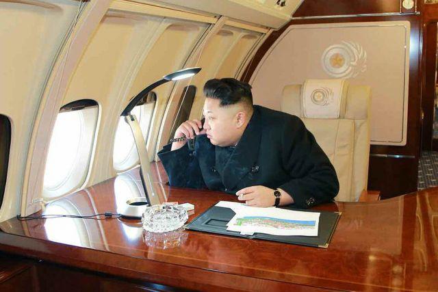 Северная Корея превратилась введущую ракетную державу врегионе— Ким Чен Ын