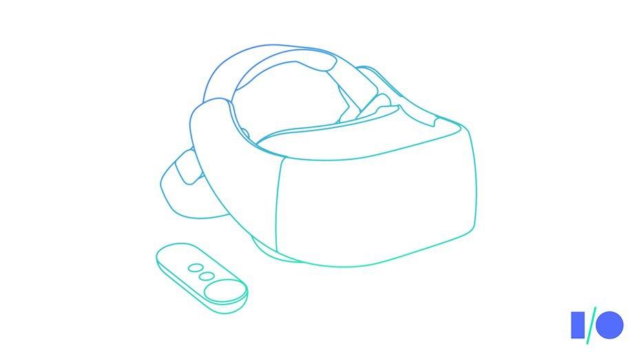 Компания Google представит «самостоятельный» шлем виртуальной реальности