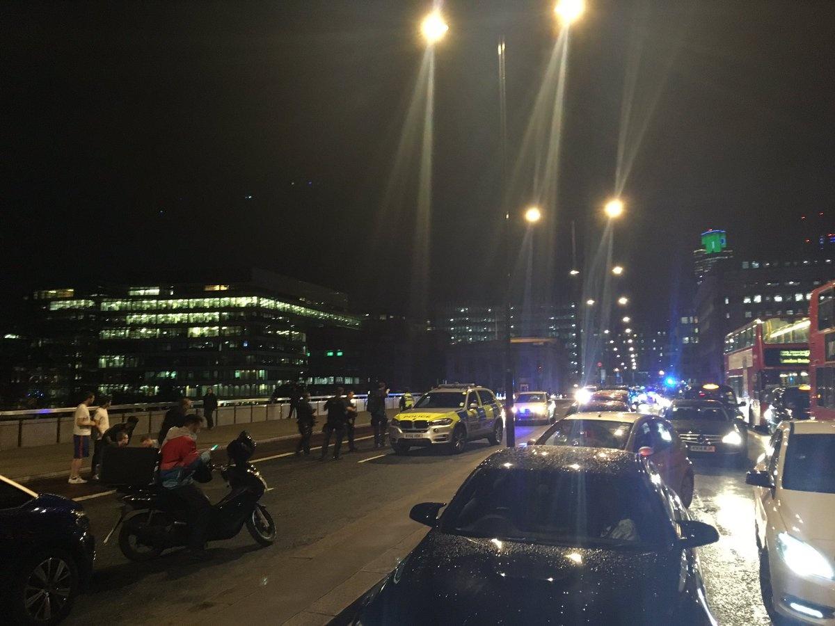 Милиция Лондона подтвердила смерть 2-х человек в итоге теракта