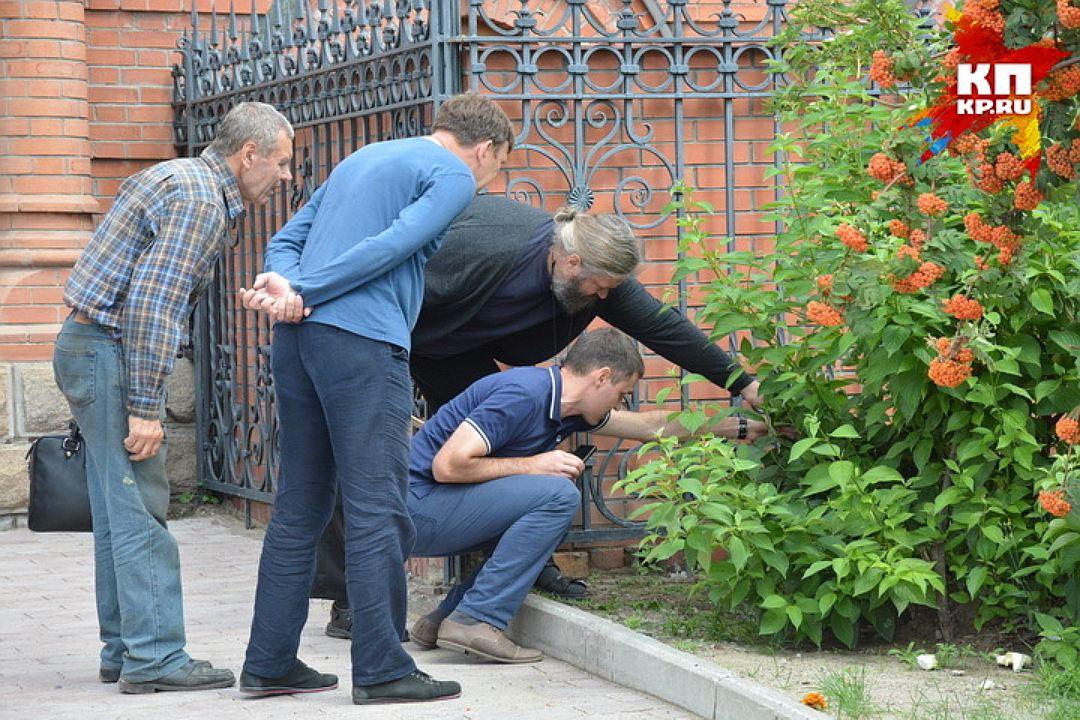 20170801_09-00-В Новосибирске памятник Николаю II и его сыну изрубили топором-pic4
