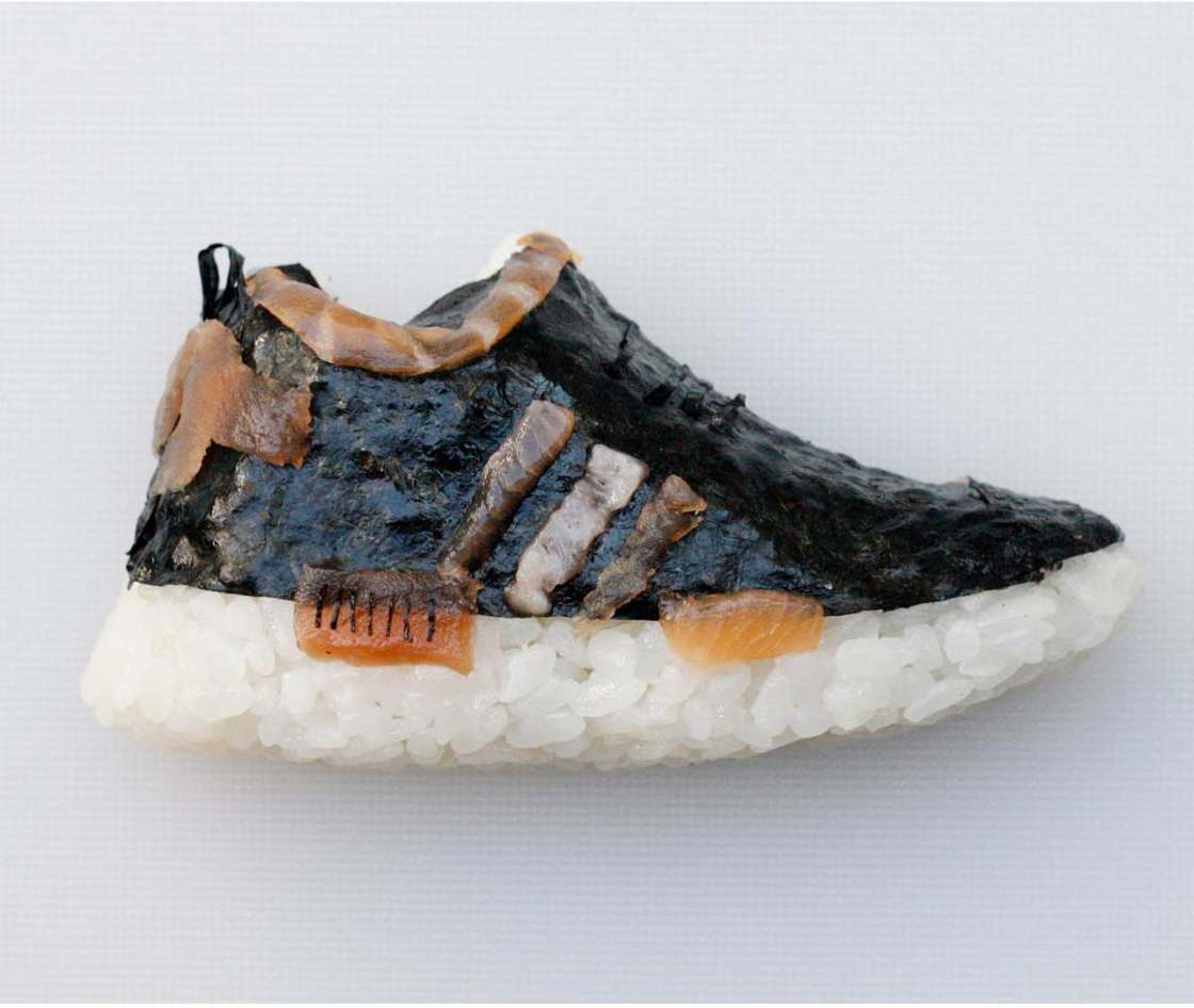 Sushi Sneakers - Creative sushi for sneaker addicts
