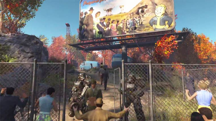 Fallout 4 - The first trailer is available!