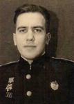 Гвардии инженер-капитан-лейтенант В.В. Коновалов, лето 1943г.