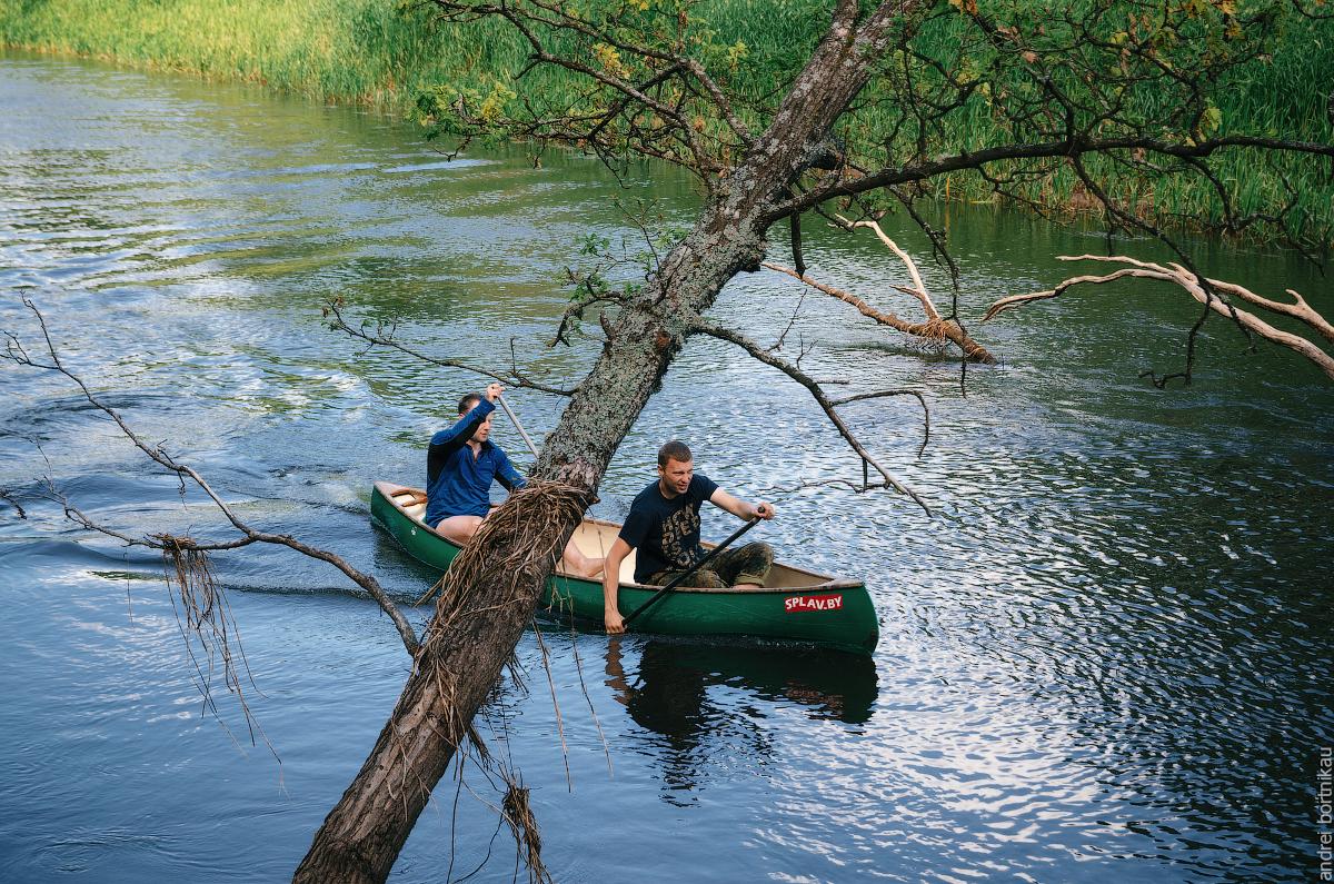Неманские плотогоны, сплав на байдарках по рекам Беларуси,Неман,