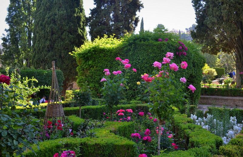 Сады Парталь