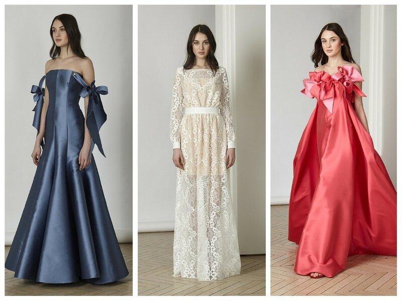 Вечерние платья Alexis Mabille осень-зима 2017-2018