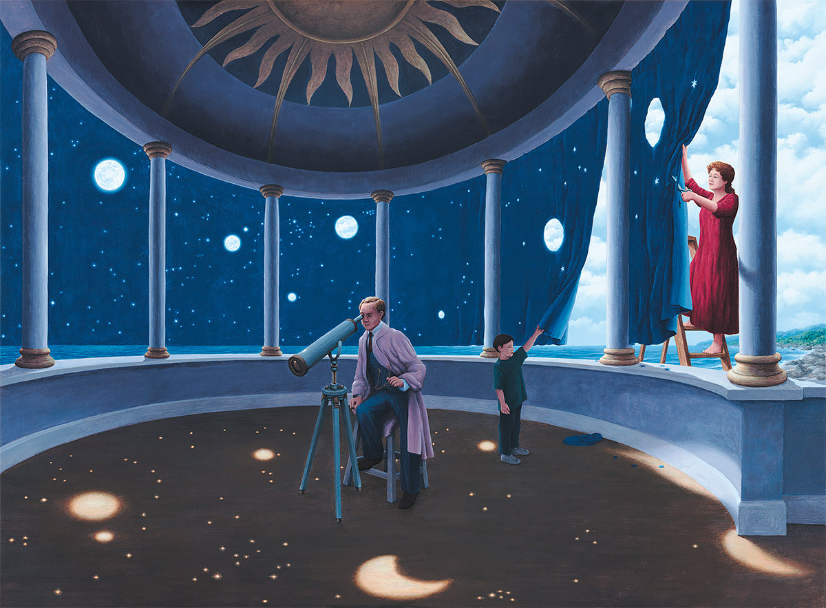 Amazing Optical Illusions by Rob Gonsalves