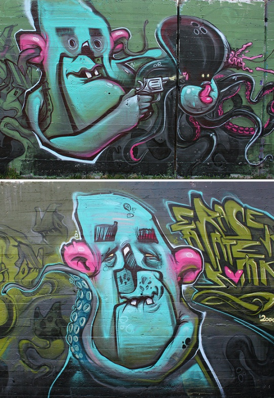 Graffiti and Street Art