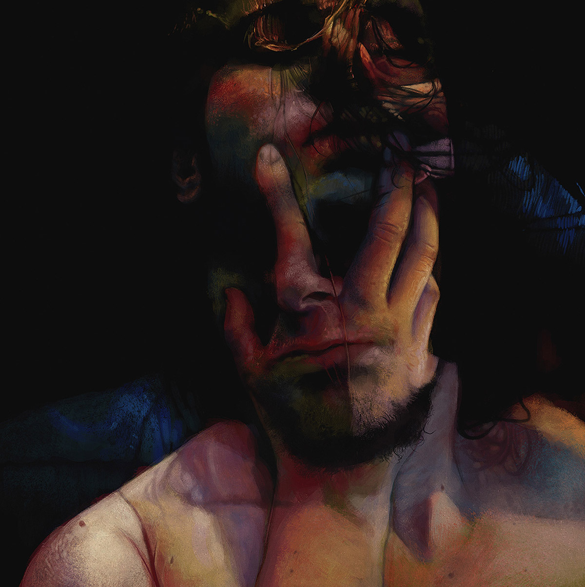 Digital Paintings by Mikolaj Birek