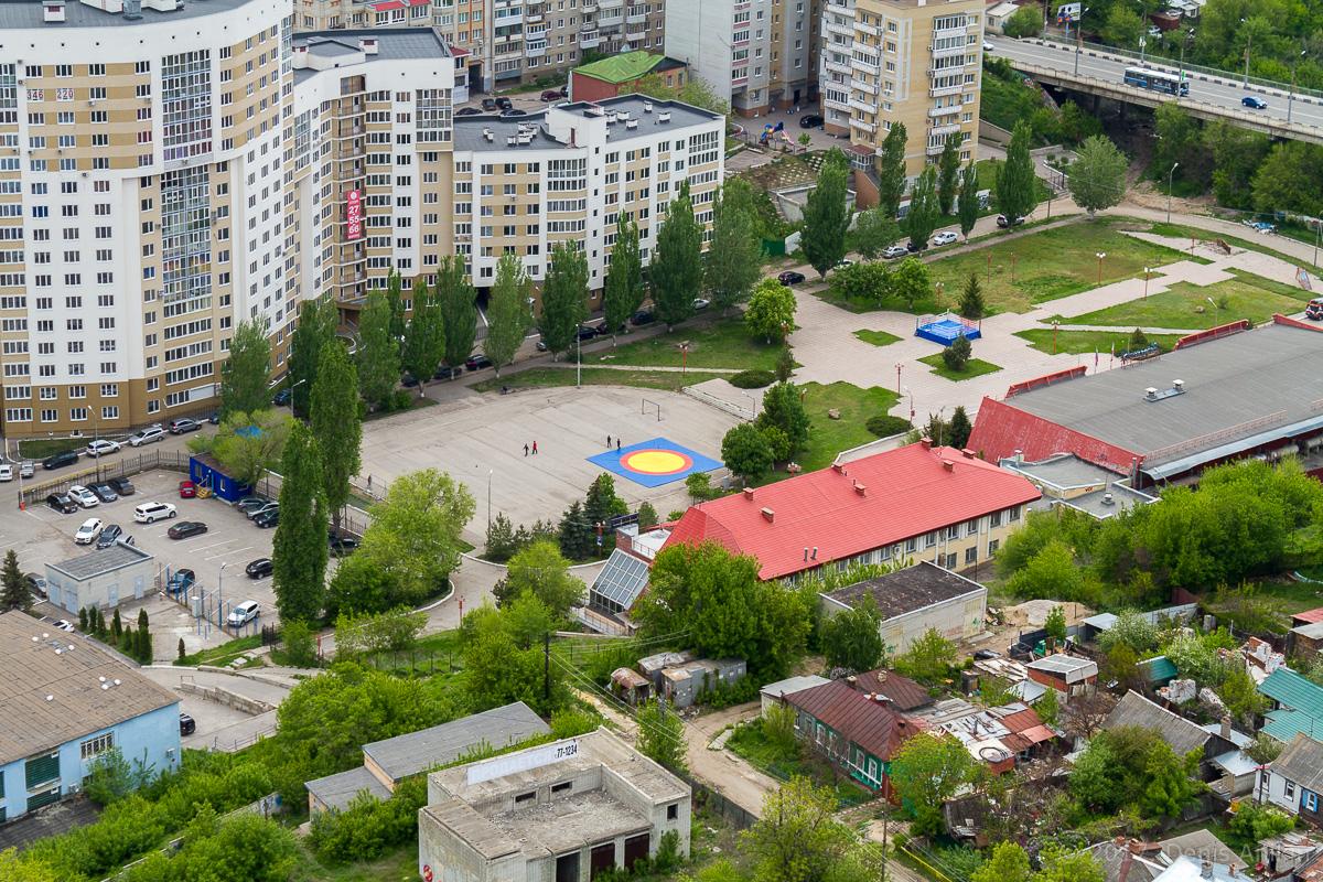 Вид на Саратов с Volga Sky фото 5