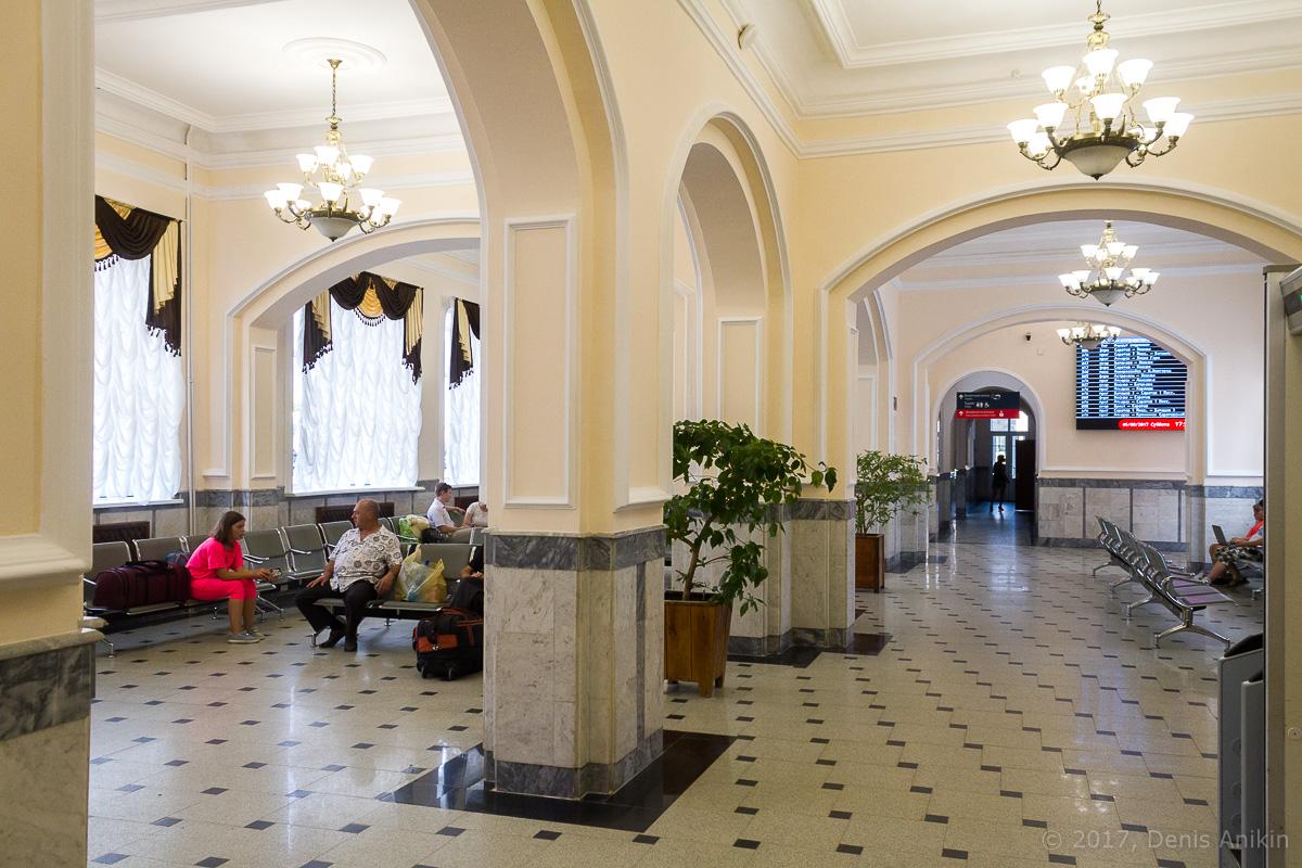 Железнодорожный вокзал Аткарск фото 9