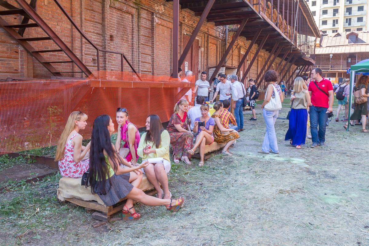 Арт-тест провиантских складов Рейнеке фото 23