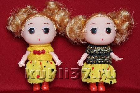 одежда для куклы ростом 9 см