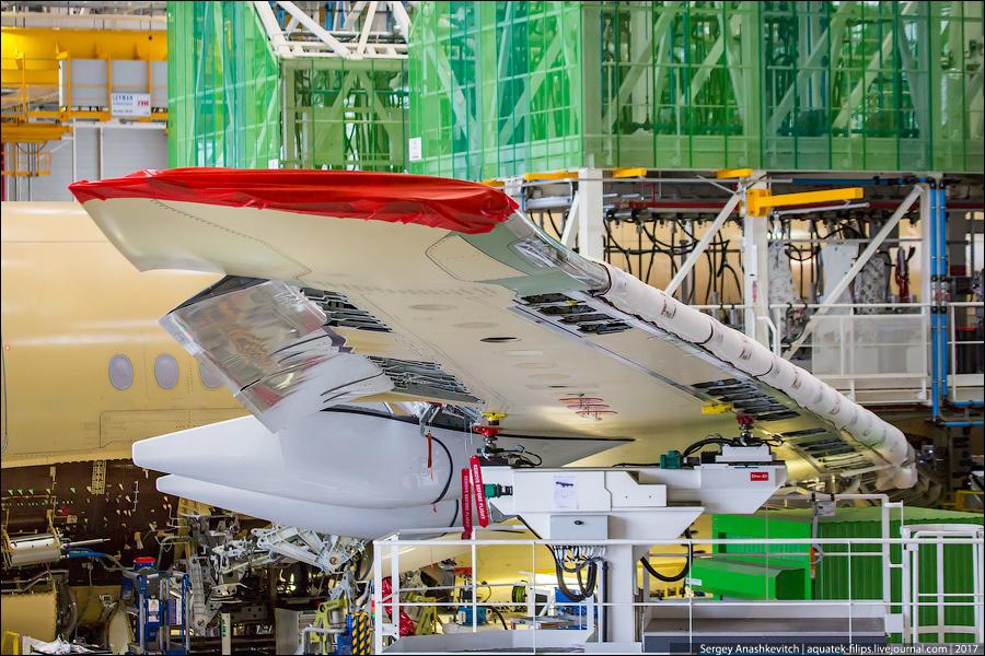 Как делают самолеты Airbus