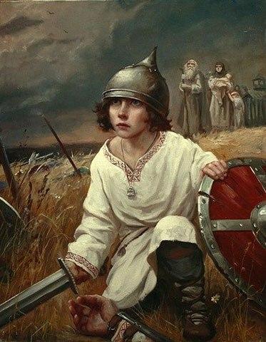 Славянские воинские обряды