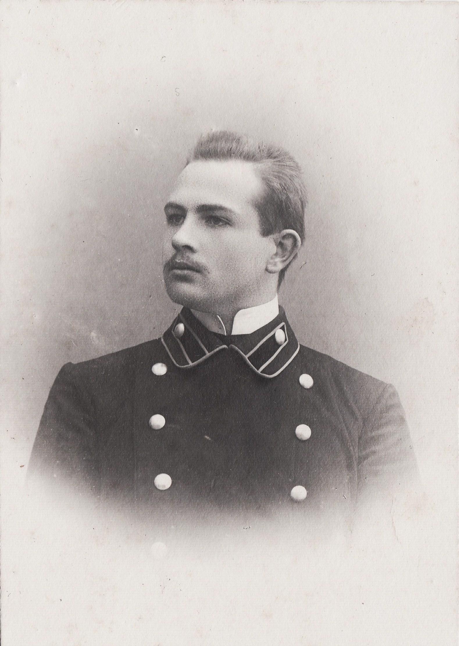 Студент Флоринский Дмитрий Николаевич. II отделение 1 разряд.