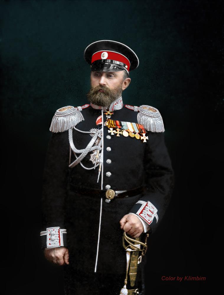 Капитан  крейсера Варяг Всеволод Руднев