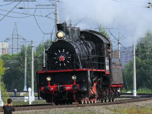 паровоз Эу-699-74 _130