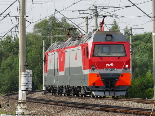"""2ЭС10-139 """"Гранит"""" _80"""
