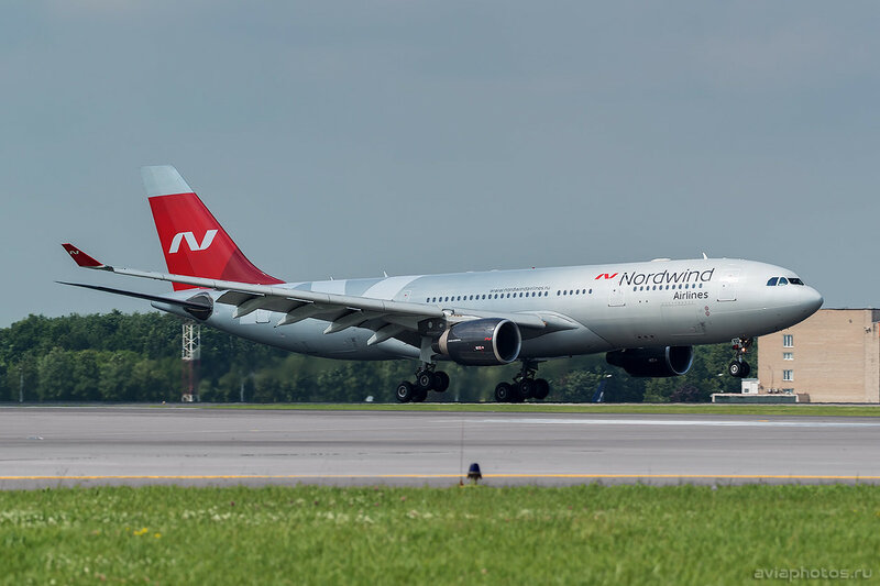 Airbus A330-223 (VP-BYU) Nordwind 421_D802183