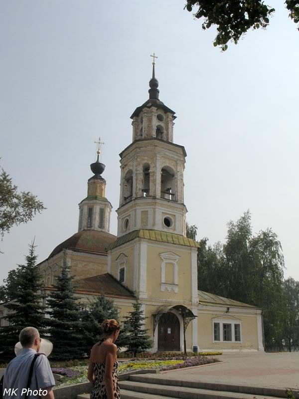 Николо-Кремлёвская церковь