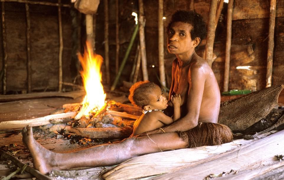 Племя Короваи