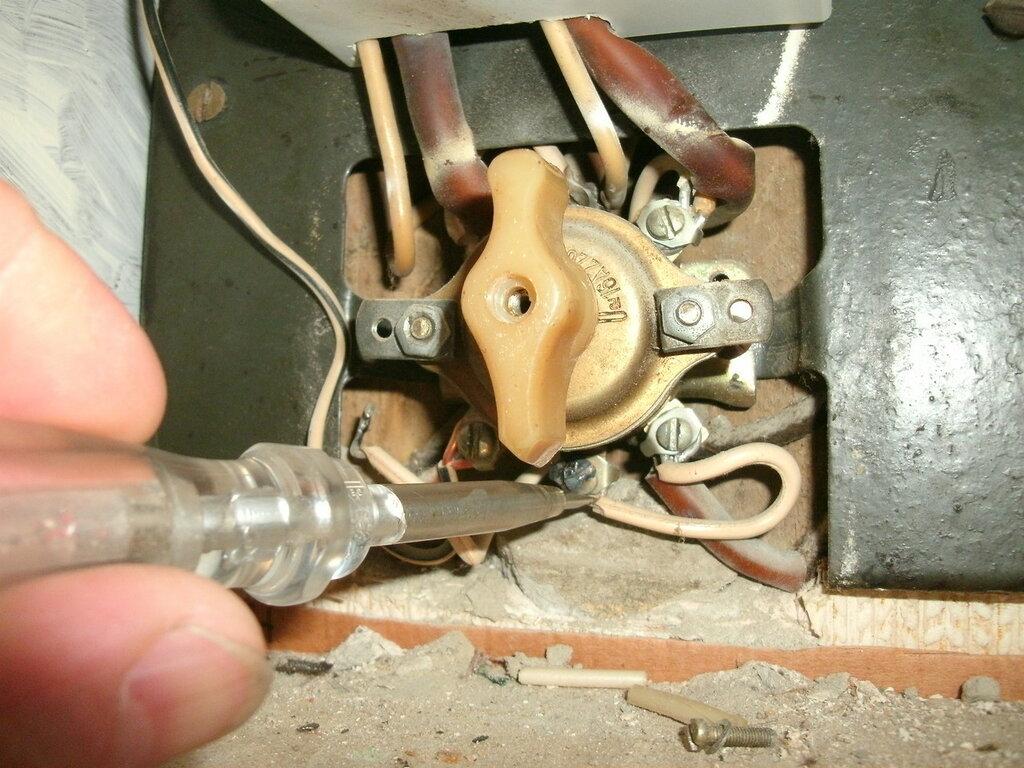 Неисправности пакетного выключателя - одна проблема усугубляет другую.