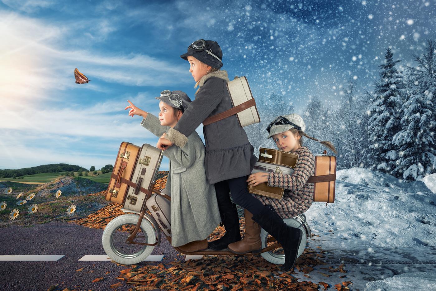 Дочки - лучшее за год / фото John Wilhelm
