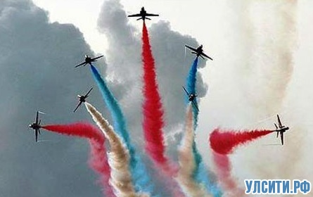 В День воздушного флота России