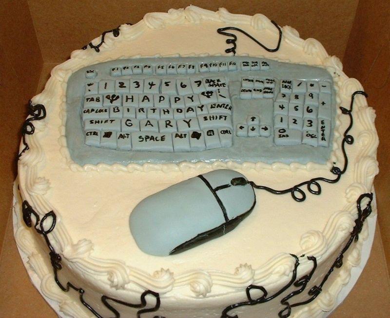 Открытки. День дизайнера! Оформим все, даже торт!.JPG