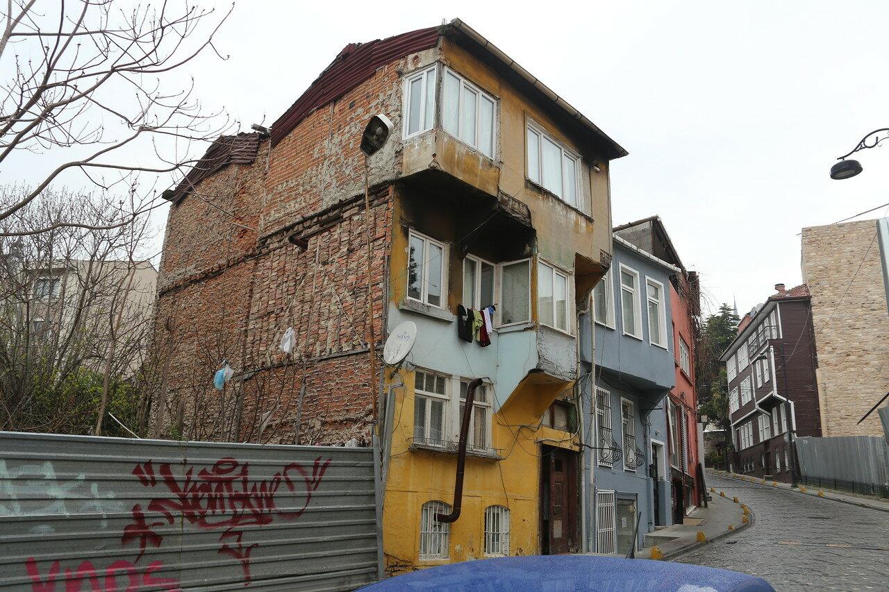 Istanbul.  Ishak Pasha Street (Ishak Paşa Caddesi)