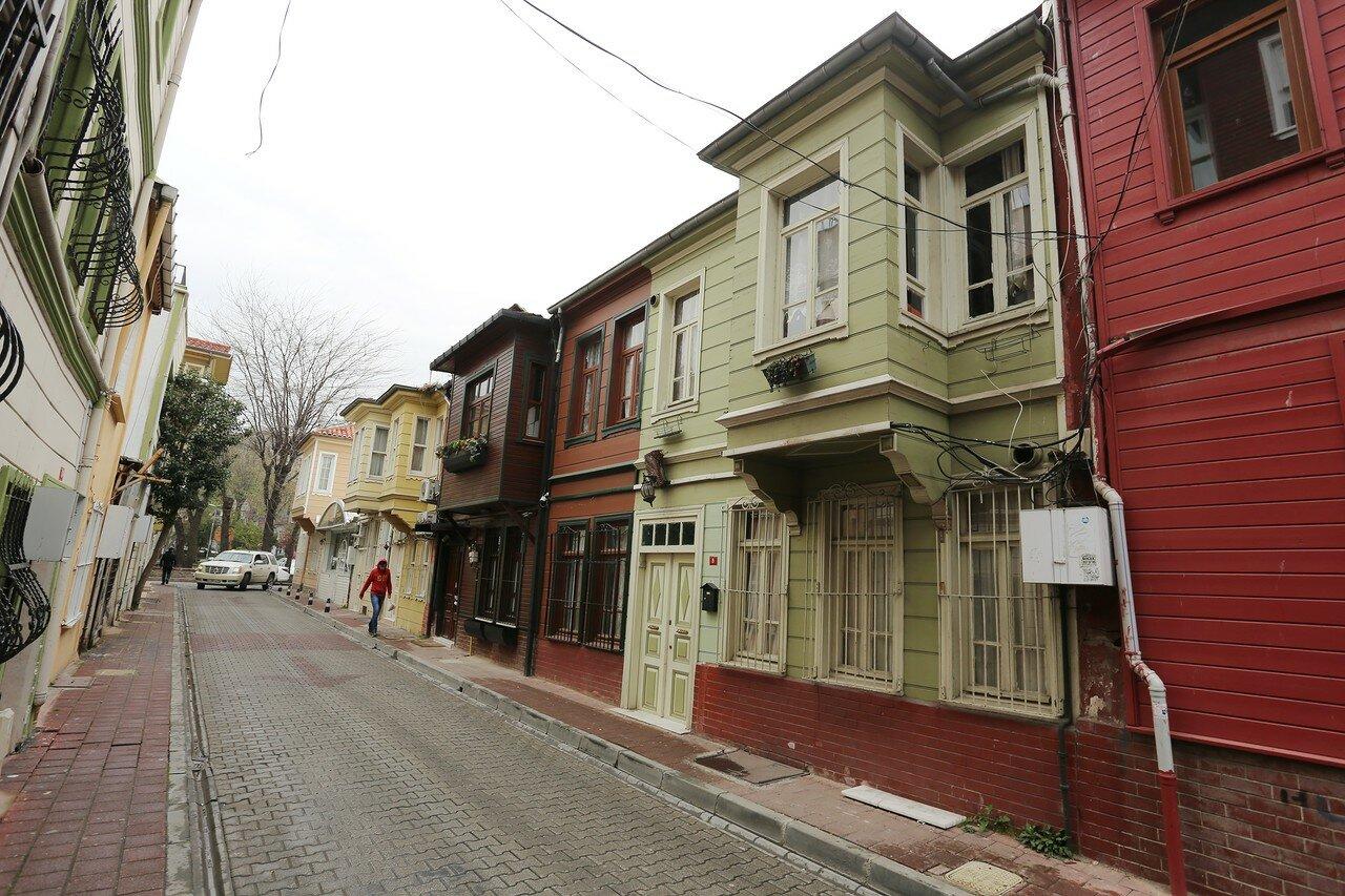 Istanbul. Şehsuvar Bey street