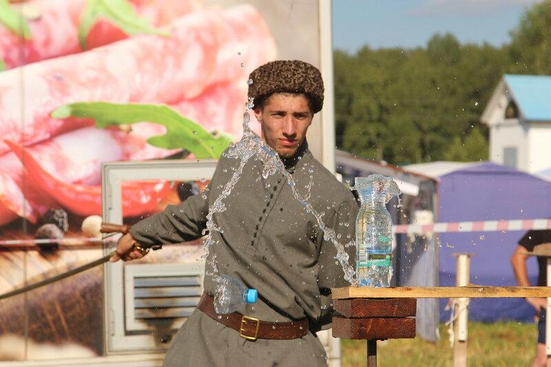 Фестиваль Молочная река – 2017 в августе в Рузе на территории Казачьей ярмарки СХТ