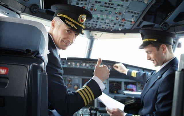 Так как воздушный транспорт является самымпопулярным и быстрым в мире, специальность