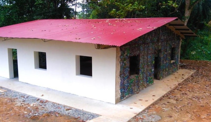 Со временем в деревне построят около 120 домов. Может, это и небольшой шаг, но он имеет большое знач