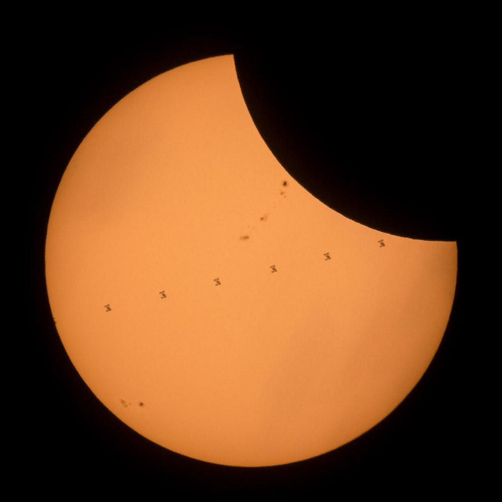 (Фото NASA | Bill Ingalls):