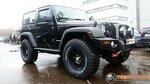 Дооснащение и тюнинг Jeep Wrangler в Москве и регионах | KIBERCAR