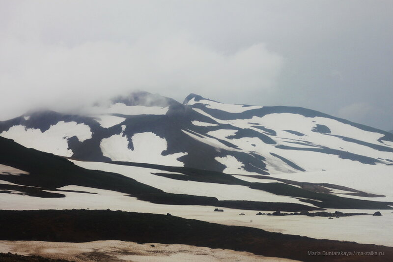Южно-Камчатский кластер, 24 июля 2017 года