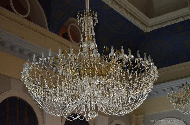 Голубая гостиная, Саратов, театр оперы и балета, 05 сентября 2017 года