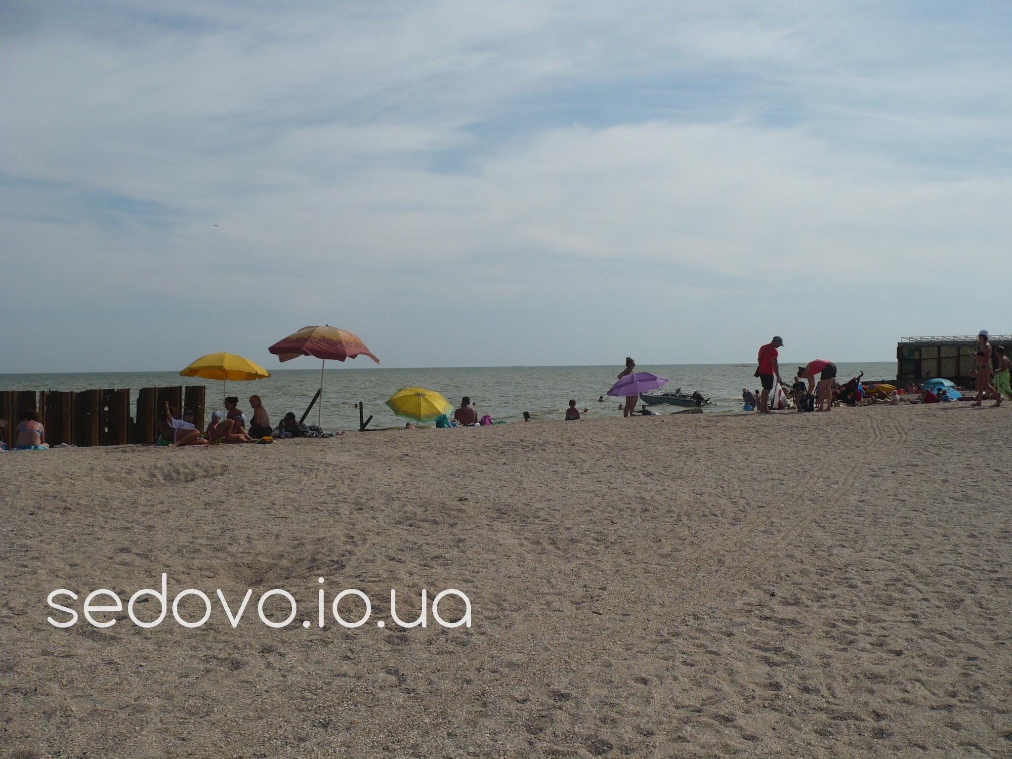 Пляжи в Седово фотографии