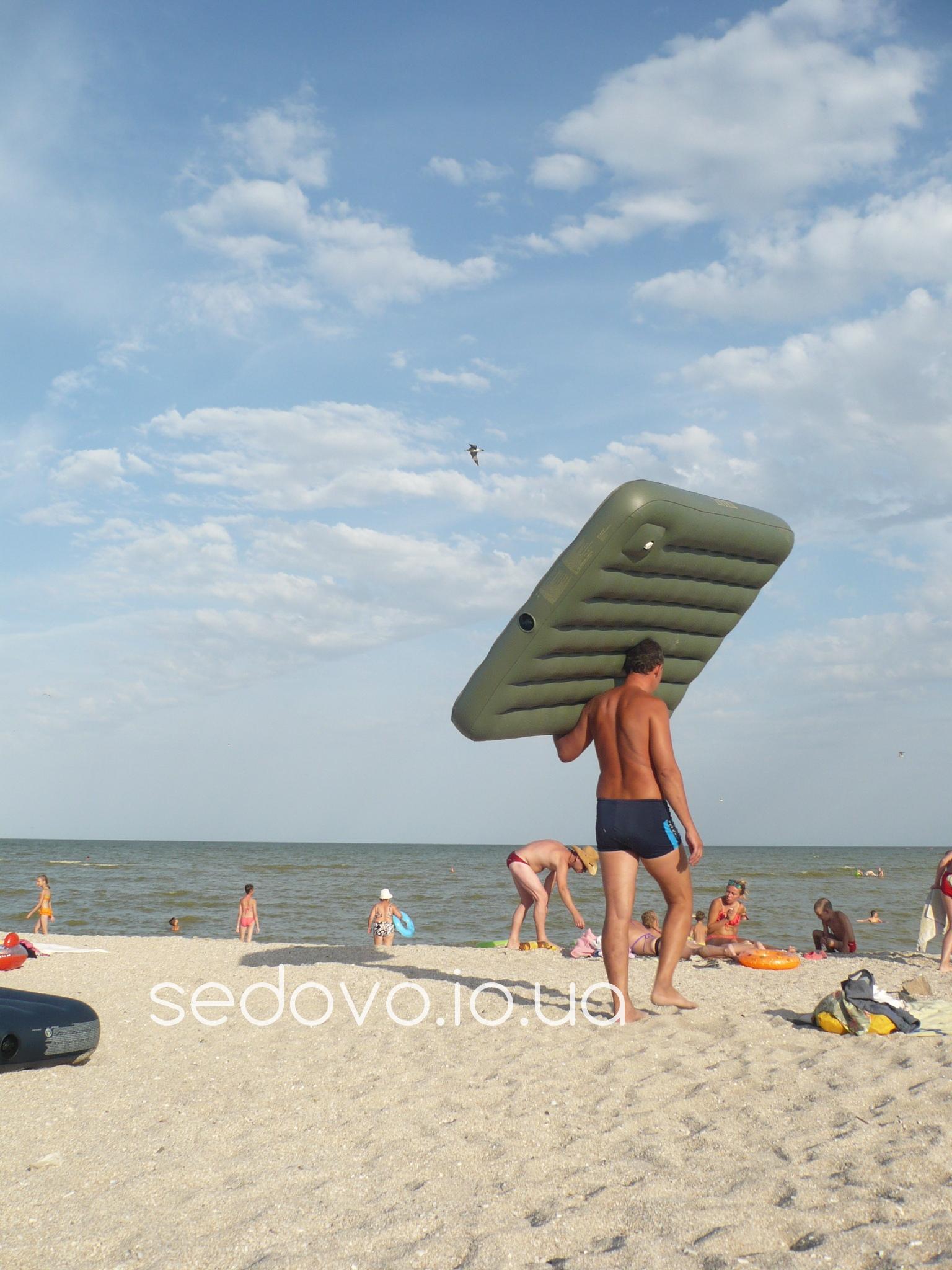 Седово Коса пляж фотографии моря