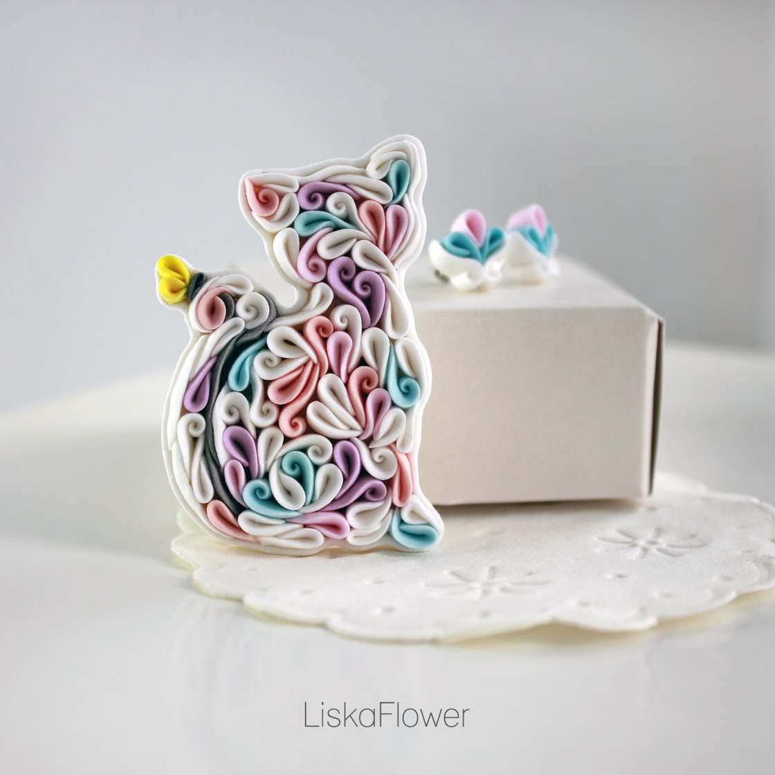 The pretty amazing and colorful creations of Liskaflower