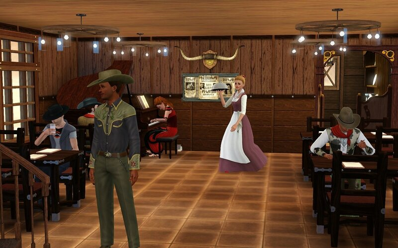 Saloon Wild Bull by ihelen