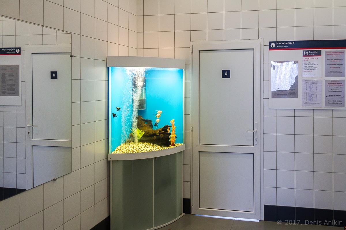 Железнодорожный вокзал Аткарск фото 14