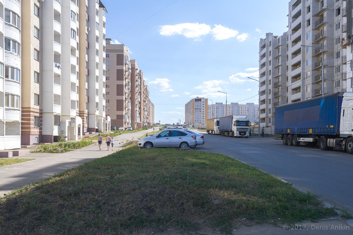 строительство бульвара в Солнечном-2 фото 2