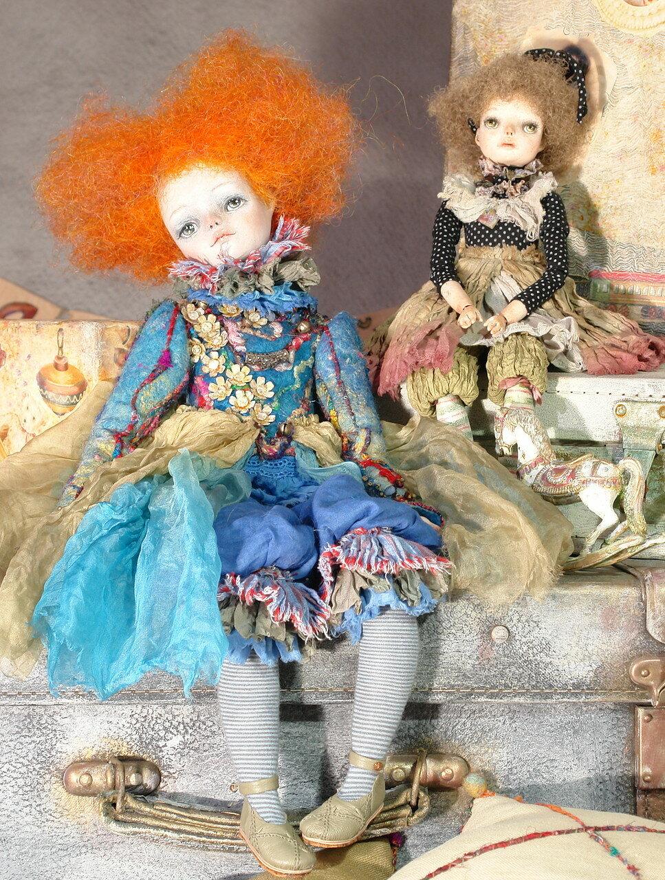 Московский Салон Кукол 2017( подготовка)
